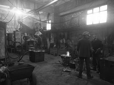 производство в цеху